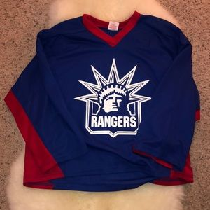 Other - Vintage Rangers Jersey